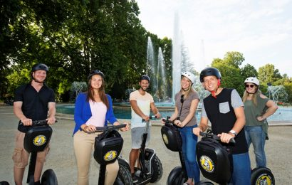 Budapest Private 2-hour Segway Tour
