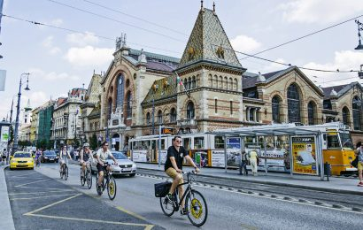 Private Budapest Bike Tour