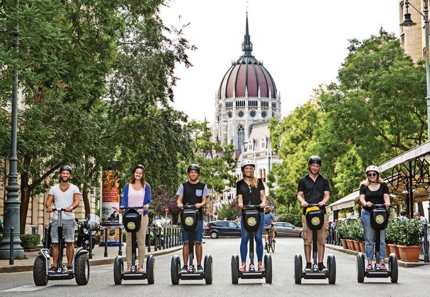 Budapest 2-hour Segway Tour