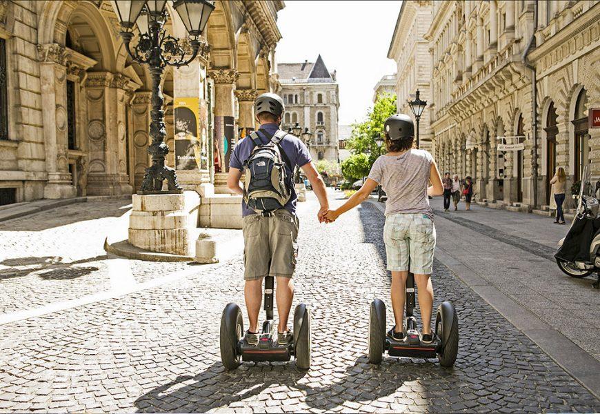 Budapest Segway Túra