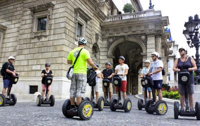 Segway Company Incentives