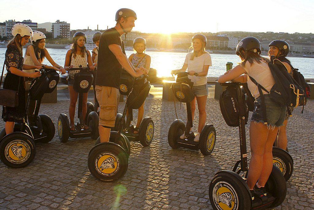 Afternoon Segway Tour,Budapest Evening Segway Tour,Yellow Zebra Budapest, Segway Budapest,guided segway tour