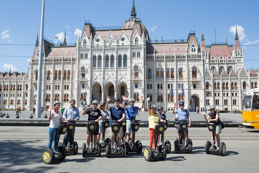 Budapest Private 1-hour Segway Tour
