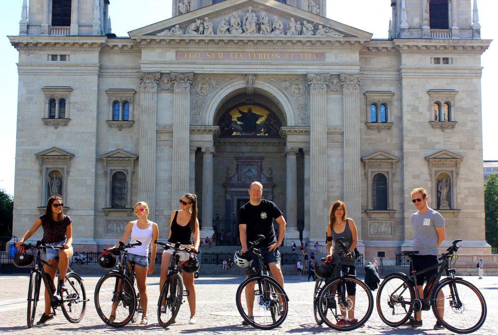 Private Budapest E-Bike Tour