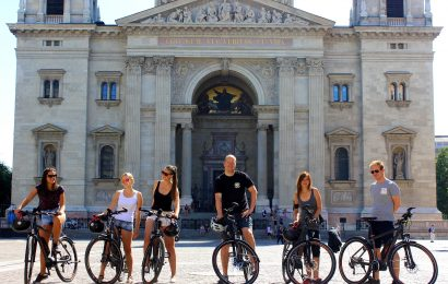 Private Budapest E-Bike Tour & Coffee Stop