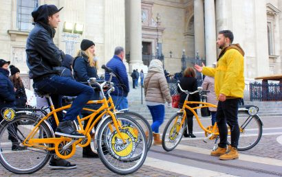 Budapest Winter Tour,Yellow Zebra Budapest,Budapest bike tour guided bike tour